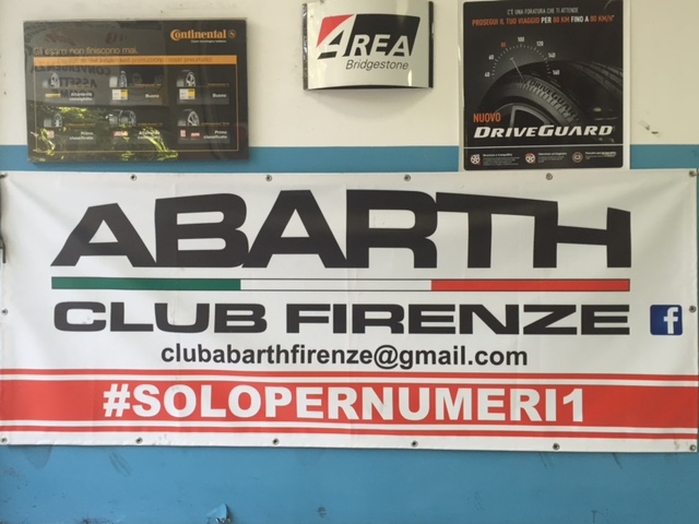 Abarth Club Firenze Assetti Sportivi