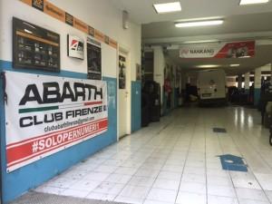Abarth Club Firenze fornitore ufficiale