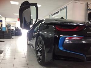 BMW I8 BRIDGESTONE TERMICHE